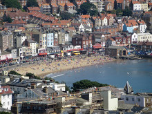 Scarborough, South Bay, North Yorkshire © Pauline E